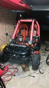 Buggy 250cc Belmore Canterbury Area Preview