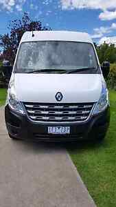 Refrigerated Renault Master Van Long wheel base Low k's! West Footscray Maribyrnong Area Preview