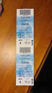 Coldplay Tix - VIP early entry Port Macquarie Port Macquarie City Preview