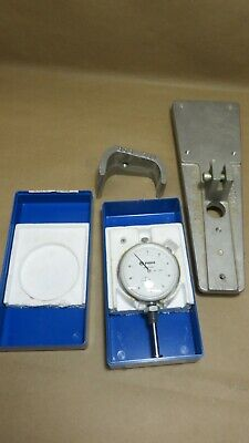 Bridgewood Dial Indicator Jointer Planer Knife Feed Roll Setting Tool Bfg-300