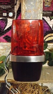 Federal Signal Corporation Light Beacon Red
