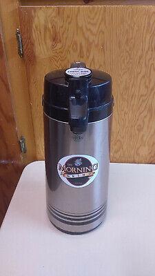 Lever Pump Coffee Dispenser Update Lever Pot Commercial Airpot Swivel Bottom