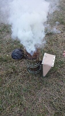 1 Pound Natural Smoker Fuel Dried Pine Needles Honey Bee Hive Smoke