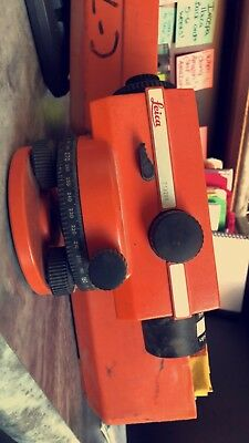 Leica Wild Na20 Construction Automatic Level Surveyor Survey Equipment