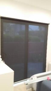Roller blind for large windiw or sliding door Killcare Heights Gosford Area Preview