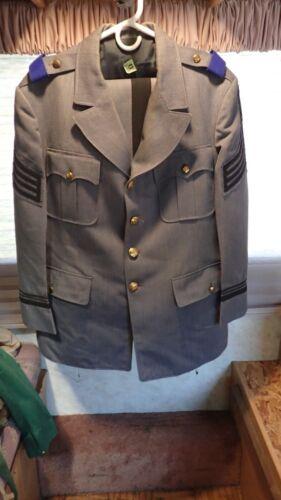Shenandoah Military Academy Decorated Uniform Coat &2 Pair Of Pants