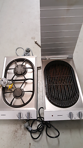 Gaggenau  electric grill also gas 2 burner in other add Gosford Gosford Area Preview