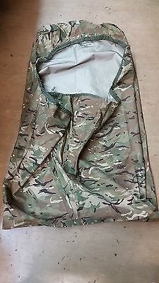 Genuine British Army Gore-Tex Bivi / Bivvy Bag MTP Multicam Grade 1