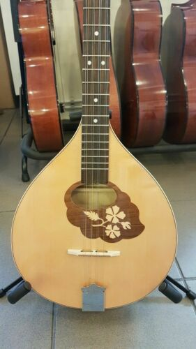 Irish Bouzouki,made in Romania by Hora,NEW, solid wood (spruce top)