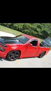 Body kit Chevrolet colorado