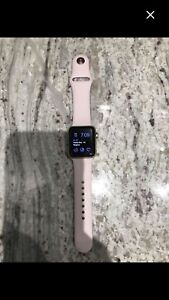 Apple Watch 3 rose gold GPS only