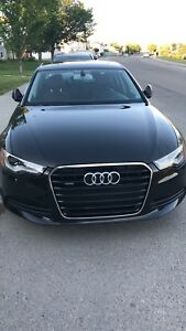2014 Audi A6 technik pkg fully loaded with nav
