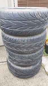 Sonar Ultra Sport Tyres 215/ 35R 18 tyres Port Macquarie Port Macquarie City Preview