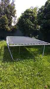 Large trampoline for sale Attwood Hume Area Preview