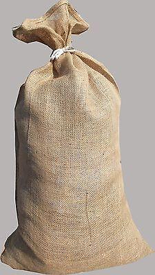 20 Jutesäcke 60x105cm ca.50kg 1,29€ je Sack Jute Jutesack Kartoffelsack Säcke