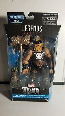 Marvel Legends Ares Thor Ragnarok Hulk Wave