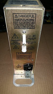 Spellman High Voltage Power Supply Module X2094 0-5kv 0-60ma 4a 50-60hz