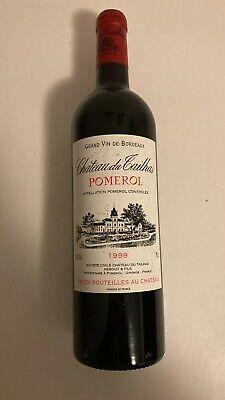 Pomerol Chateau du Tailhas 1999 Rot 75cl aoc Rotwein Bordeaux