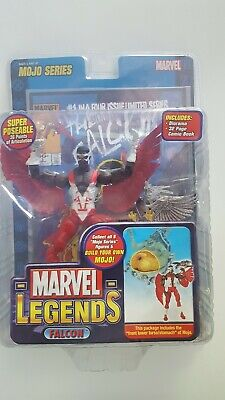Marvel Legends Falcon Mojo Series Front Lower Torso of Mojo