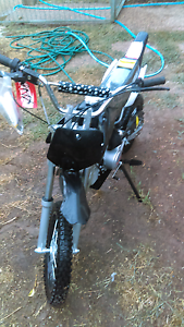 NEW GMX 125 need sold this week Muswellbrook Muswellbrook Area Preview