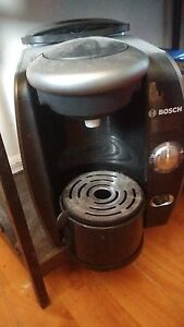Used for a month, tassimo coffee maker