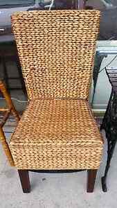 Rattan chairs (2) Port Noarlunga Morphett Vale Area Preview