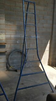 Trestle orchard ladders x2 Kyabram Campaspe Area Preview