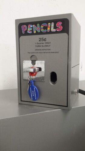 25 Cent Pencil Vending Machine.