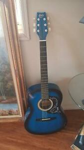 GUITAR - GOOD CONDITION - NO DAMAGE - $40