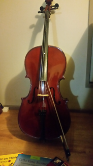 Cello Half Size