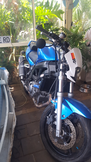 Sv650 lams Street fighter