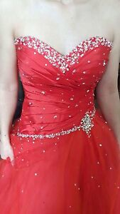 Prom dress, only worn once!