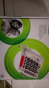 Oricom Care100 Phone Wynnum West Brisbane South East Preview