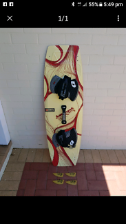 Wanted: Kiteboard lost