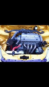 H22 swapped civic