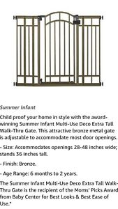 Baby gate