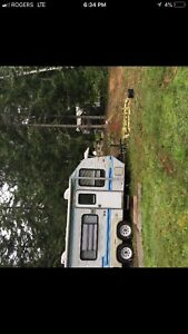 20 foot camping trailer! Double axel