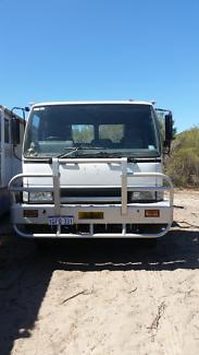 Skip truck 1994 Hino - unregistered
