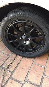 Bsa wheels Minchinbury Blacktown Area Preview