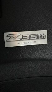 2005 Nissan 350z Anniversary Edition