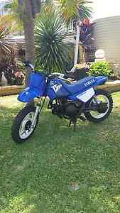 Yamaha pee wee 50 2004 model Shellharbour Shellharbour Area Preview
