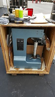 Service Physical Testers Rockwell Hardness Tester Model 12b