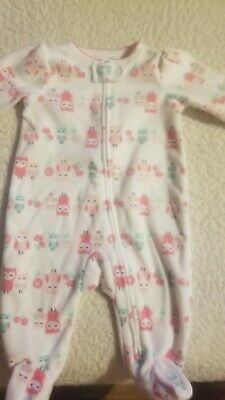 Simple Joys By Carters Size 0/3 Month Sleeper