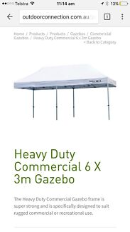 Outdoor Connection Heavy Duty Commercial Gazebo