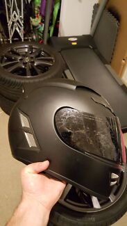AGV Stealth Motorcycle Helmet  The Rocks Inner Sydney Preview