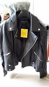 BETTINA LIANO  BRAND NEW LADIES SIZE 14 SOFT  LEATHER JACKET Liverpool Liverpool Area Preview