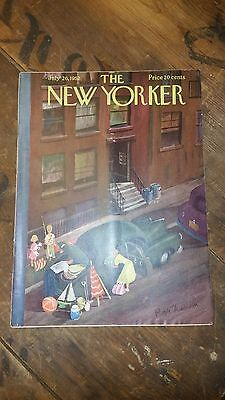 New Yorker Magazine July 26  1952 Full Issue Great Ads  Parliaments