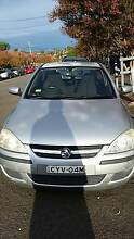 2004 Holden Barina Hatchback Dulwich Hill Marrickville Area Preview