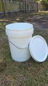 20 Litre buckets Port Macquarie Port Macquarie City Preview