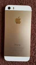 iphone 5S 16G Gold unlocked Vermont Whitehorse Area Preview